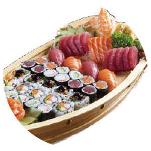 Sushi all you can eat Rovato